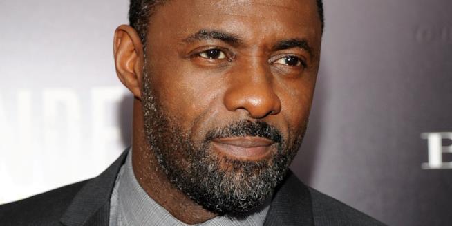 Idris Elba in uno scatto promozionale