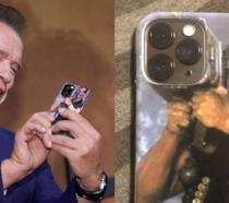 Schwarzenegger cover telefono