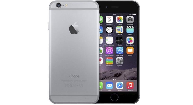 Immagine stampa di iPhone 6