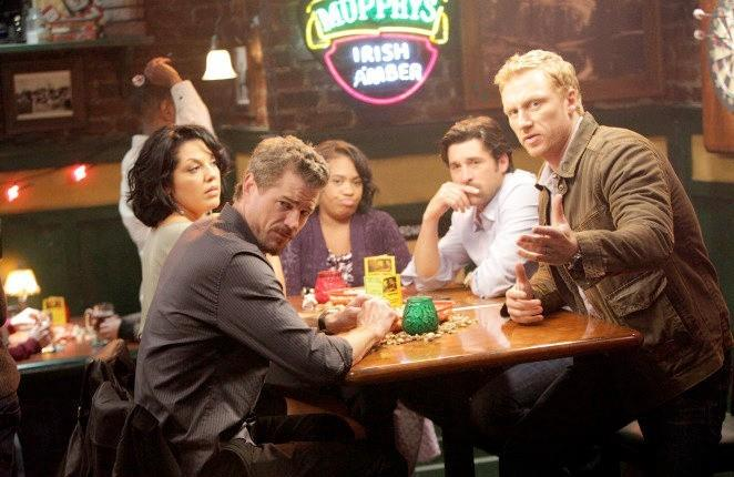 L'Emerald City Bar di Grey's Anatomy
