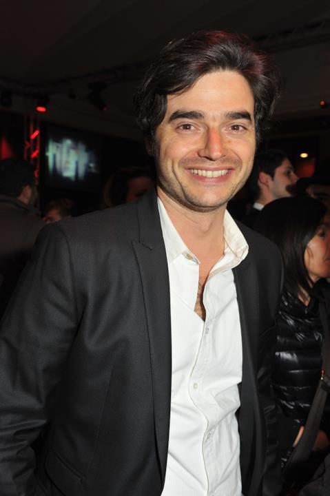 L'attore Paolo Briguglia