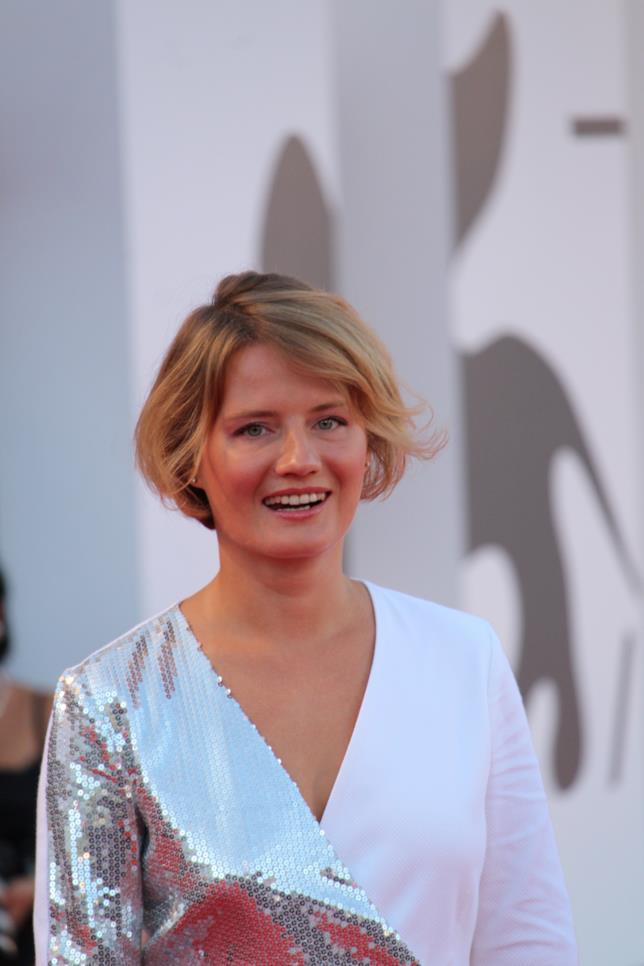 NatalyaKudryashova sul red carpet finale