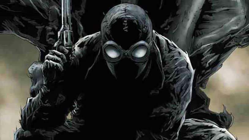 L'atipico costume di Peter Parker nella serie Spider-Man Noir