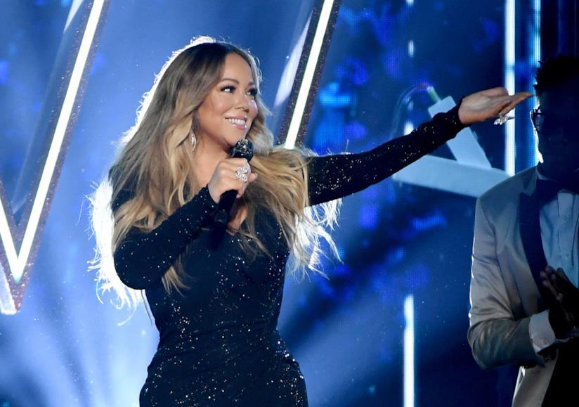 Mariah Carey ha partecipato alla Bottle Cap Challenge