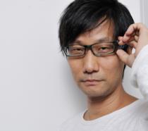 Un ritratto del game designer Hideo Kojima