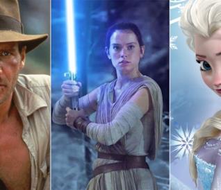 Indiana Jones, Star Wars, Frozen: sequel in arrivo
