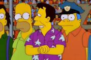 I Simpson: il Super Bowl