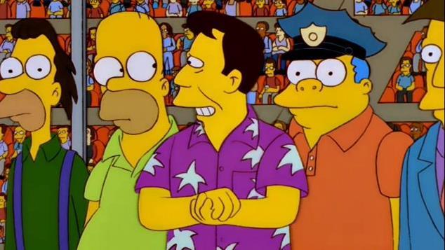 I Simpson: il Super Bowl
