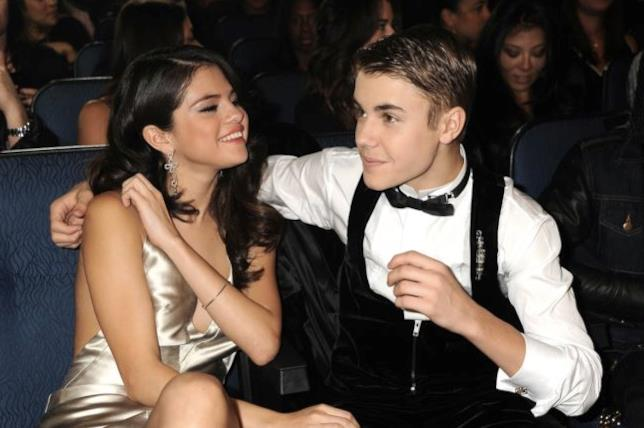 Selena Gomez e Justin Bieber scherzano insieme