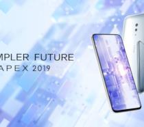 Immagine promozionale del nuovo Vivo Apex 2019