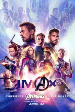 I Vendicatori con i caduti all'ombra di Thanos