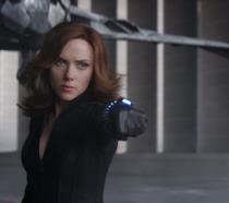 Black Widow nel film Captain America: Civil War