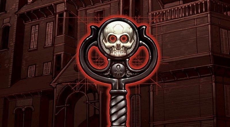 Locke & Key chiavi magiche