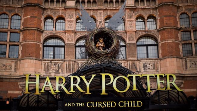 Harry Potter and the Cursed Child a Londra