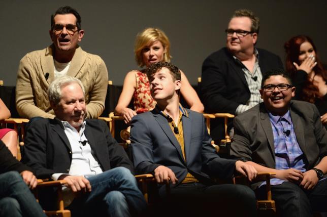 Parte del cast di Modern Family