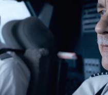 Tom Hanks in una scena di Sully