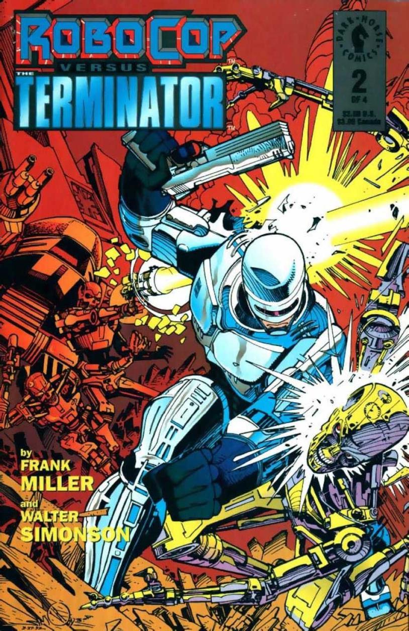 Immagine di Robocop e Terminator