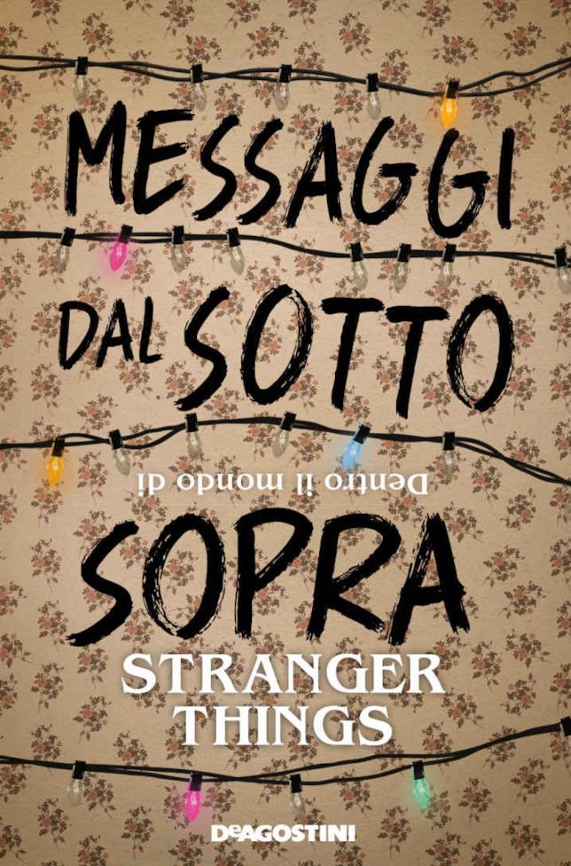 La copertina italiana di Messaggi dal Sottosopra