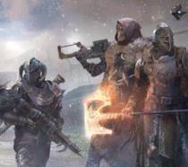 I protagonisti di Destiny: I Signori del Ferro
