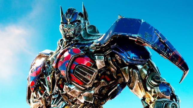 Il personaggio di Optimus Prime