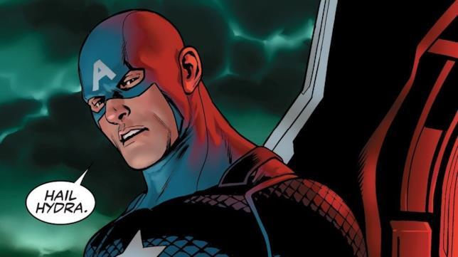 Scopriamo se Capitan America è a favore o contro l'Hydra