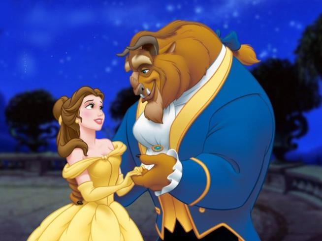 La Bella e La Bestia film Disney