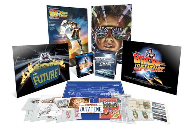 Ritorno al Futuro: Collector's Edition, in Italia da ottobre 2018