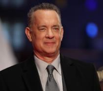 Il famoso attore americano Tom Hanks