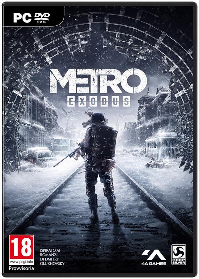 Metro Exodus, il nuovo capitolo della saga 4A Games