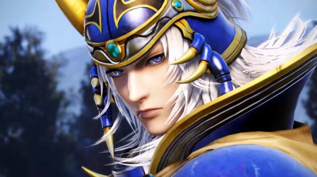 Uno dei lottatori di Dissidia Final Fantasy NT