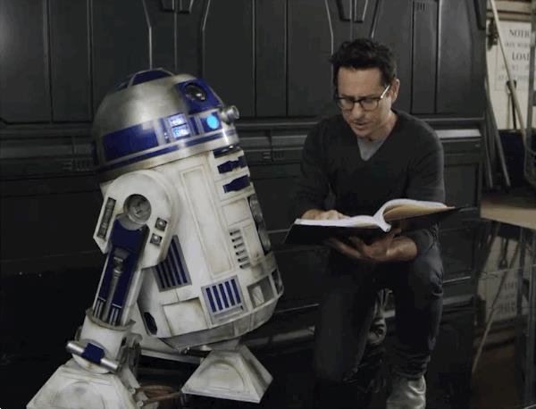 J. J. Abrams al lavoro su Star Wars