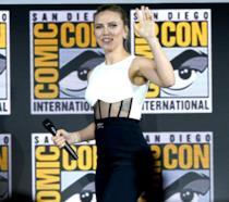 Scarlett Johansson al SDCC 2019