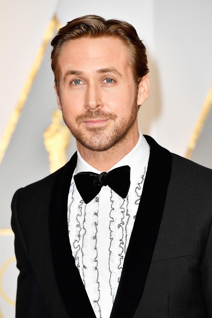 Ryan Gosling e la camicia alla notte degli Oscar