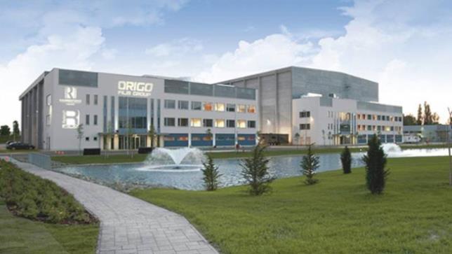 Origo Studios a Budapest