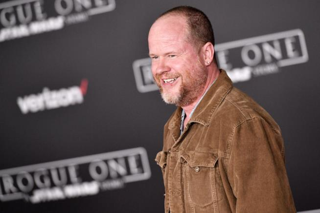 Joss Whedon sul red carpet di Rogue One