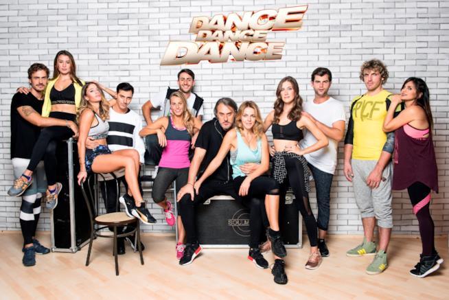 Tutti i concorrenti di Dance Dance Dance