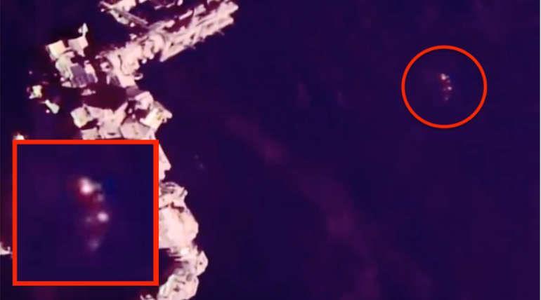 Secondo il cacciatore di UFO Scott C Waring la NASA nasconde le prove sull'esistenza degli extraterrestri