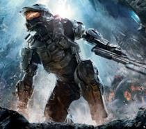 Master Chief sulla cover art di Halo 4