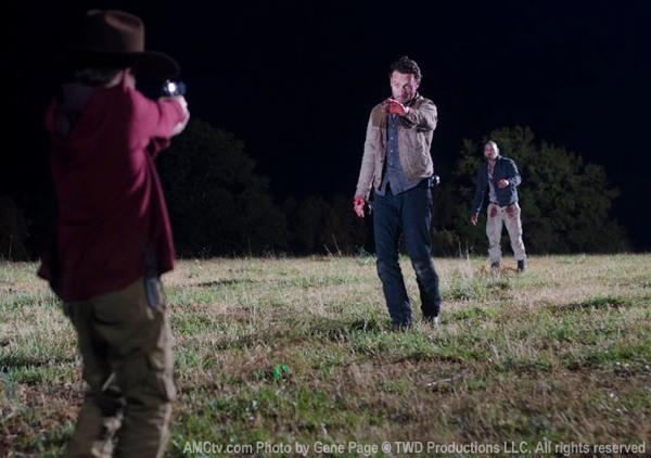 The walking Dead episodio 2x12