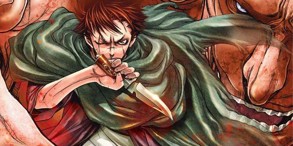 Protagonista manga prequel Attack on Titan
