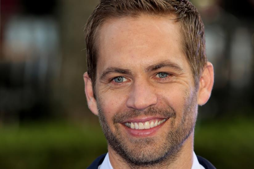 Un primo piano di Paul Walker