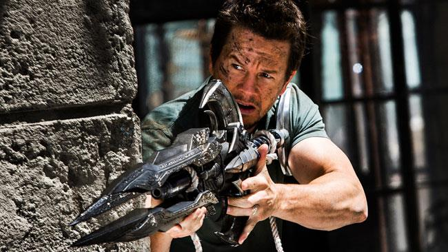 Mark Wahlberg in Transformers 4