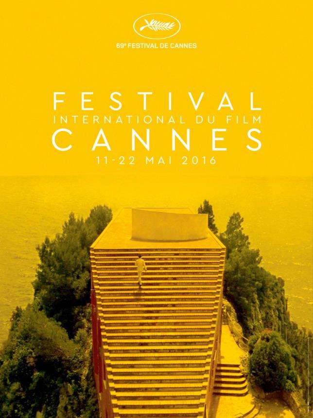 La locandina del Festival di Cannes cita Jean-Luc Godard