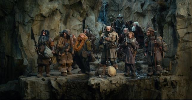 Lo Hobbit - Un viaggio inaspettato - nani