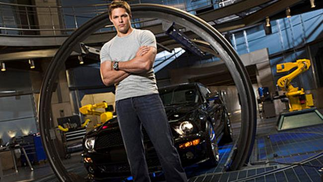 Supercar, serie TV con Justin Bruening