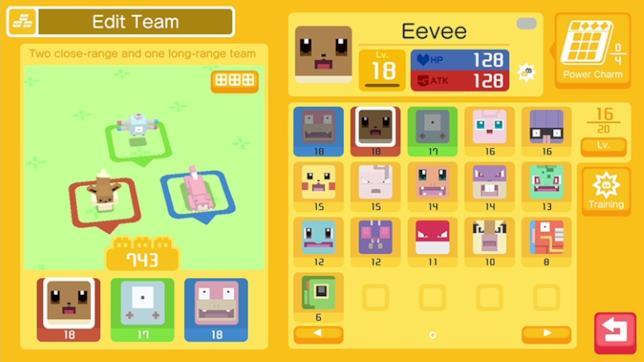 Pokémon Quest ci porta a combattere sull'isola Cubetti