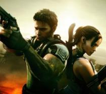 Chris e Sheva in azione in Resident Evil 5