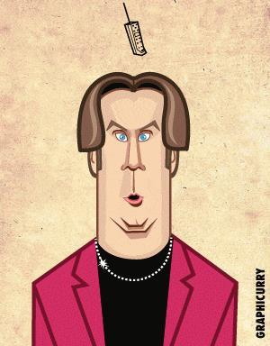 Will Ferrell: la carriera in una GIF