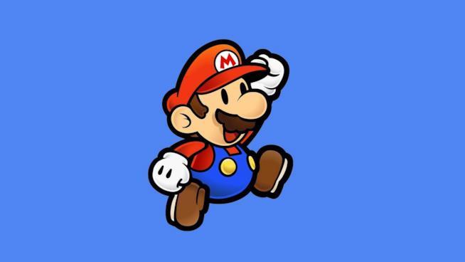 Mario torna nell'avventura per Wii U Paper Mario Color Splash