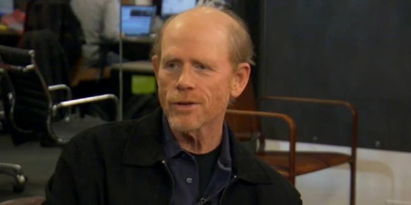 Il regista Ron Howard